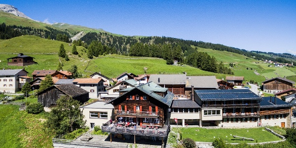Hotel Restaurant Capricorns, Wergenstein