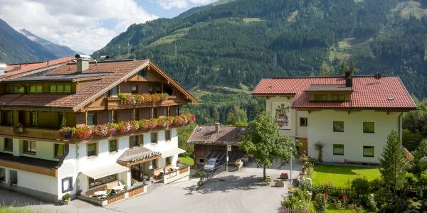 Gasthof Thanner im Sommer