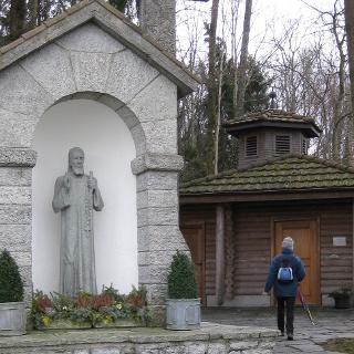 Bruder Klaus Kapelle Hägglingen