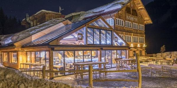 Alpin Lodge Auenhütte & Laubela Winter