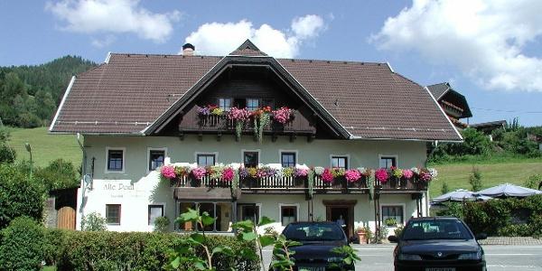 Gasthaus Alte Point in Arriach