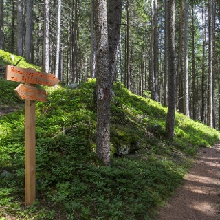 "Circular trail ""zu Adlitzhausen"""