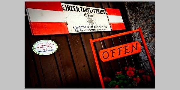 Linzer-Tauplitzhaus Eingangsbereich