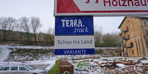 Zeichen der Wege-Variante
