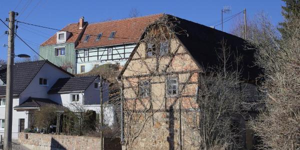 Altes Gebäude in Taubenheim