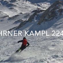 PYHRNER KAMPL 2249M Skitour