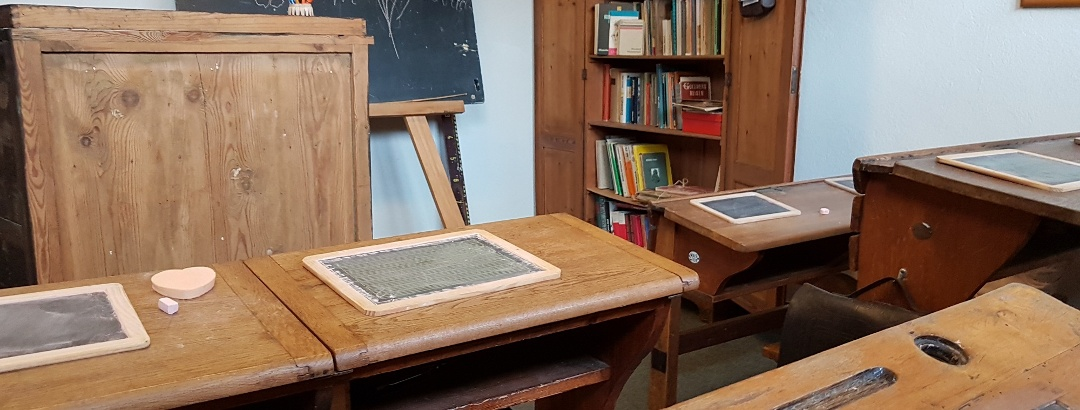 Störtalmuseum Banzkow - Klassenzimmer