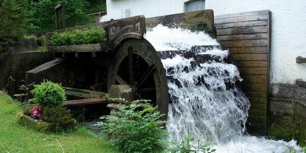 Mühlenweg Nussdorf