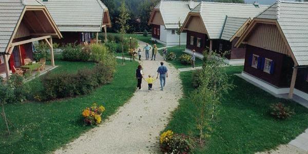Ferienhäuser Paunger Sommer