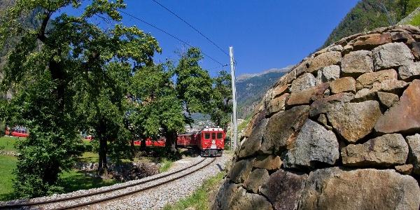 Ferrovia Retica - Brusio