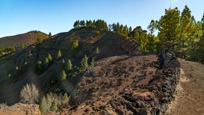Vulkankrater Pinos de Gáldar