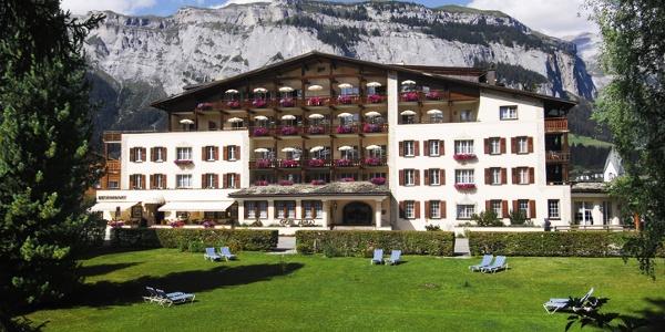 Hotel Adula, Flims