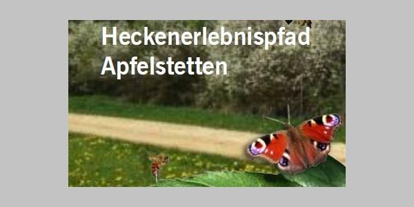 Heckenerlebnispfad Apfelstetten
