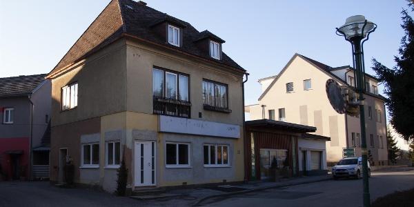 Haus Maria Lankowitz von der Straßenansicht