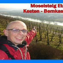 Moselsteig 10 | Etappe Kesten – Bernkastel Kues | Wandern an der Mosel | Dirk Kunze | # 93