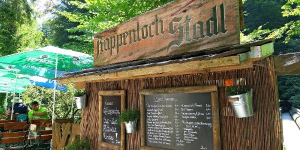 Rappenlochstadl.
