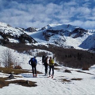Sull'alpeggio Razor