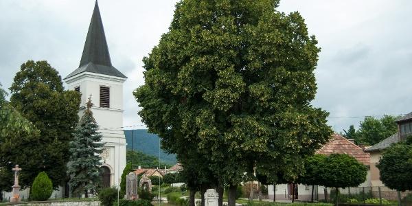 Héreg, katolikus templom