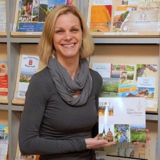 Sabrina von Trentini - Touristikbüro Gau-Algesheim