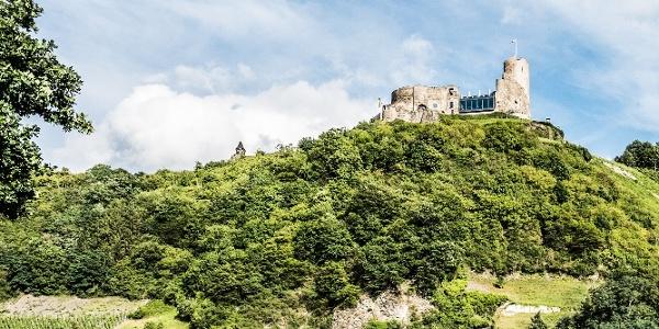 Die Burg Landshut über Bernkastel-Kues