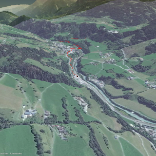 Fernwanderweg in der Ferienregion Nationalpark Hohe Tauern: Var-A Alpenhaupkammquerung