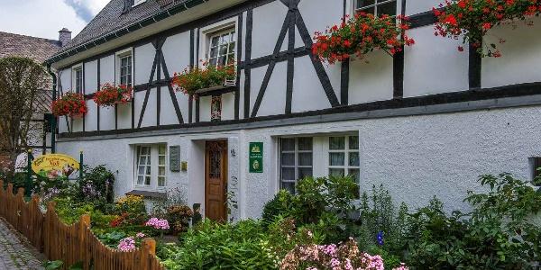 Fachwerkhaus in Lenne