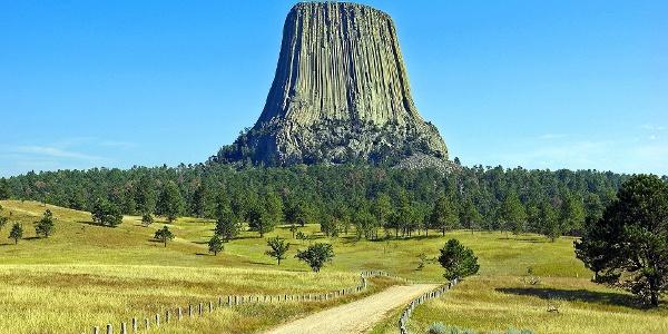 Wyomings Devils Tower