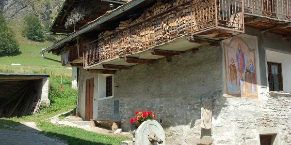 Prachtvolles Haus in der Gemeinde Bellino.