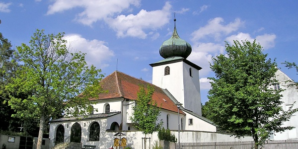 """Kirche """"St. Andreas"""" Wernersreuth"""