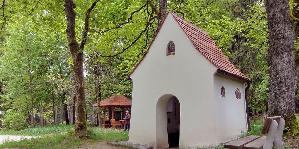 """Kapelle """"Alter Herrgott"""""""