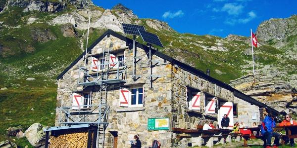 Binntalhütte SAC/CAS