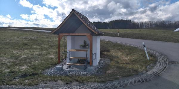 Kapelle bei Niederlehen