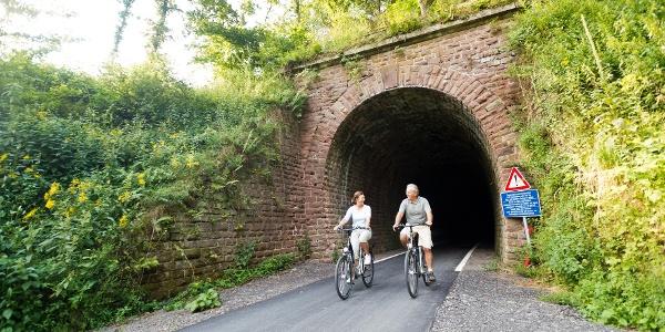 Vennbahn Lommersweiler Tunnel