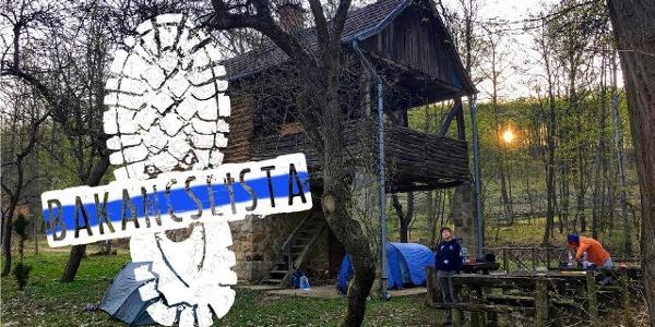 Kéktúra, 13. rész: Sátorral a Cserhát legelhagyatottabb vadászházánál