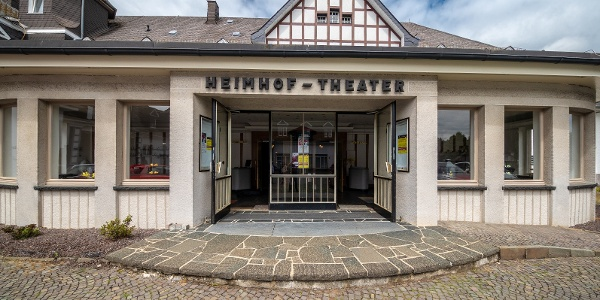 Heimhof-Theater Eingang