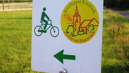 Radtour mit dem E-Bike im Kirchspiel Kleinich