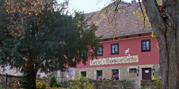 """Gasthaus """"Zum Rabenauer Grund"""""""