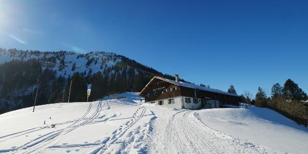 Oberstieg mountain hut