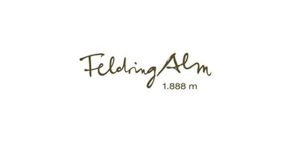 Logo Feldring Alm