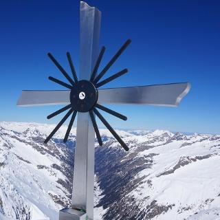 Keilbachspitze - Gipfelkreuz