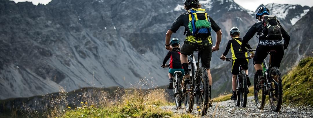 Bikerfamilie