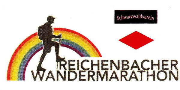 Logo Wandermarathon Schwarzwaldverein Reichenbach
