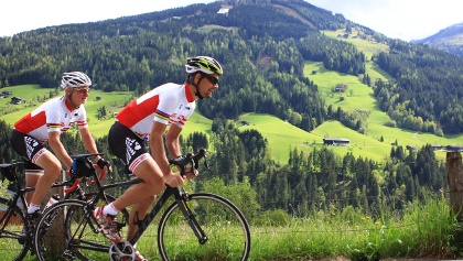 Rennrad Alpbachtal