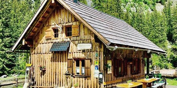 Steinbrecherhütte Ödernalm