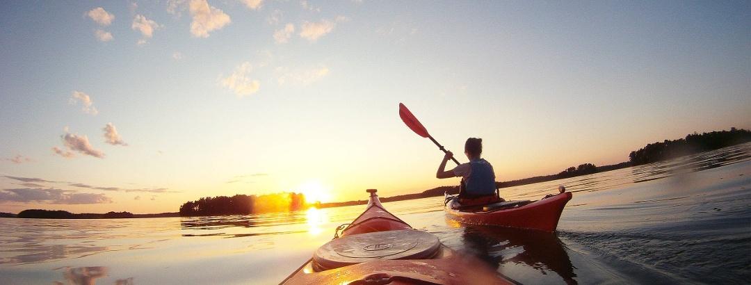 Kayaking the Archipelago