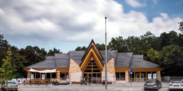 A Gerecse Kapuja Látogatóközpont