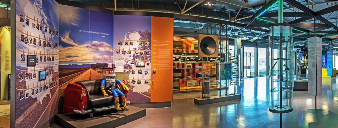 Heinz Nixdorf MuseumsForum - Ausstellung