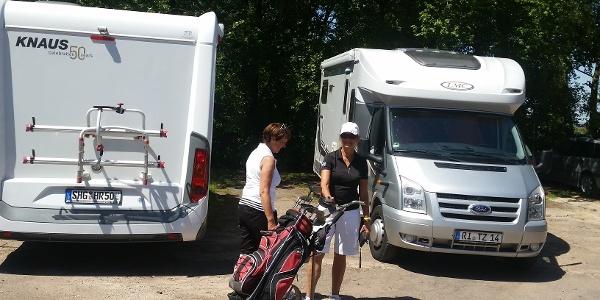 Reisemobilstellplatz Obernkirchen Am Golfclub Schaumburg