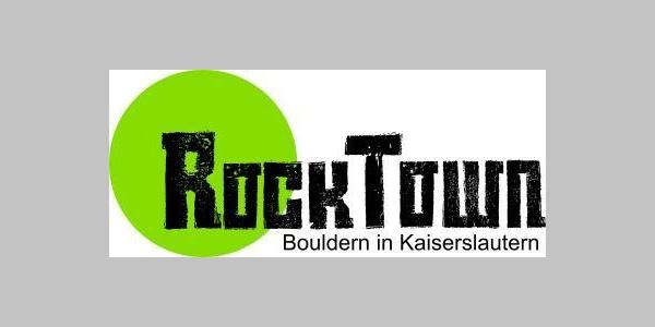 Logo Rock Town