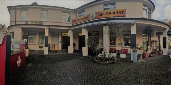 Außenansicht Hotel Graf Hardenberg, Velbert-Neviges © Hotel Graf Hardenberg